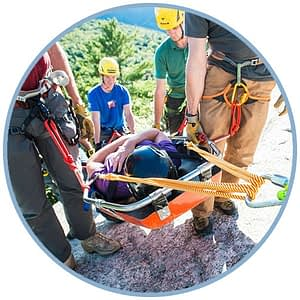 High Angle Rescue - National Park Service