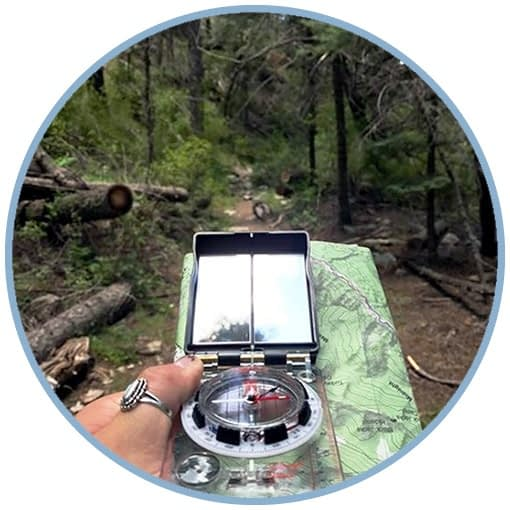 Land Nav - Map and Compass